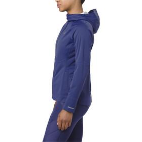 asics Accelerate Jacket Women Indigo Blue